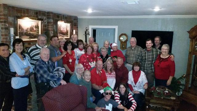 2015 Leona Valley Sertoma Christmas-party
